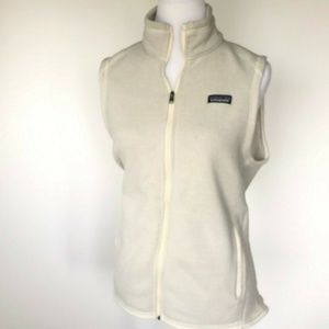 Patagonia Womens Vest Full Zip Better Sweater 2588